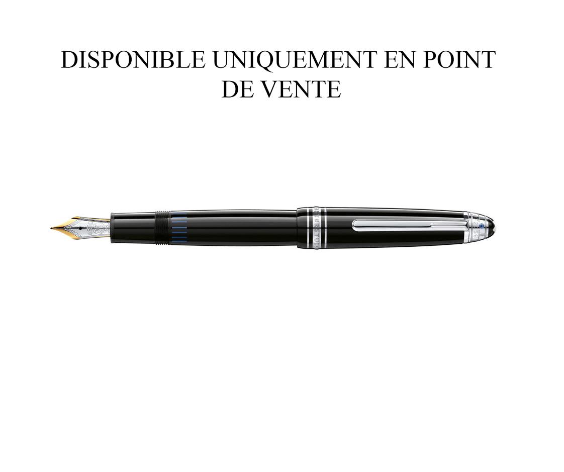 stylo plume mont blanc meisterstuck classique