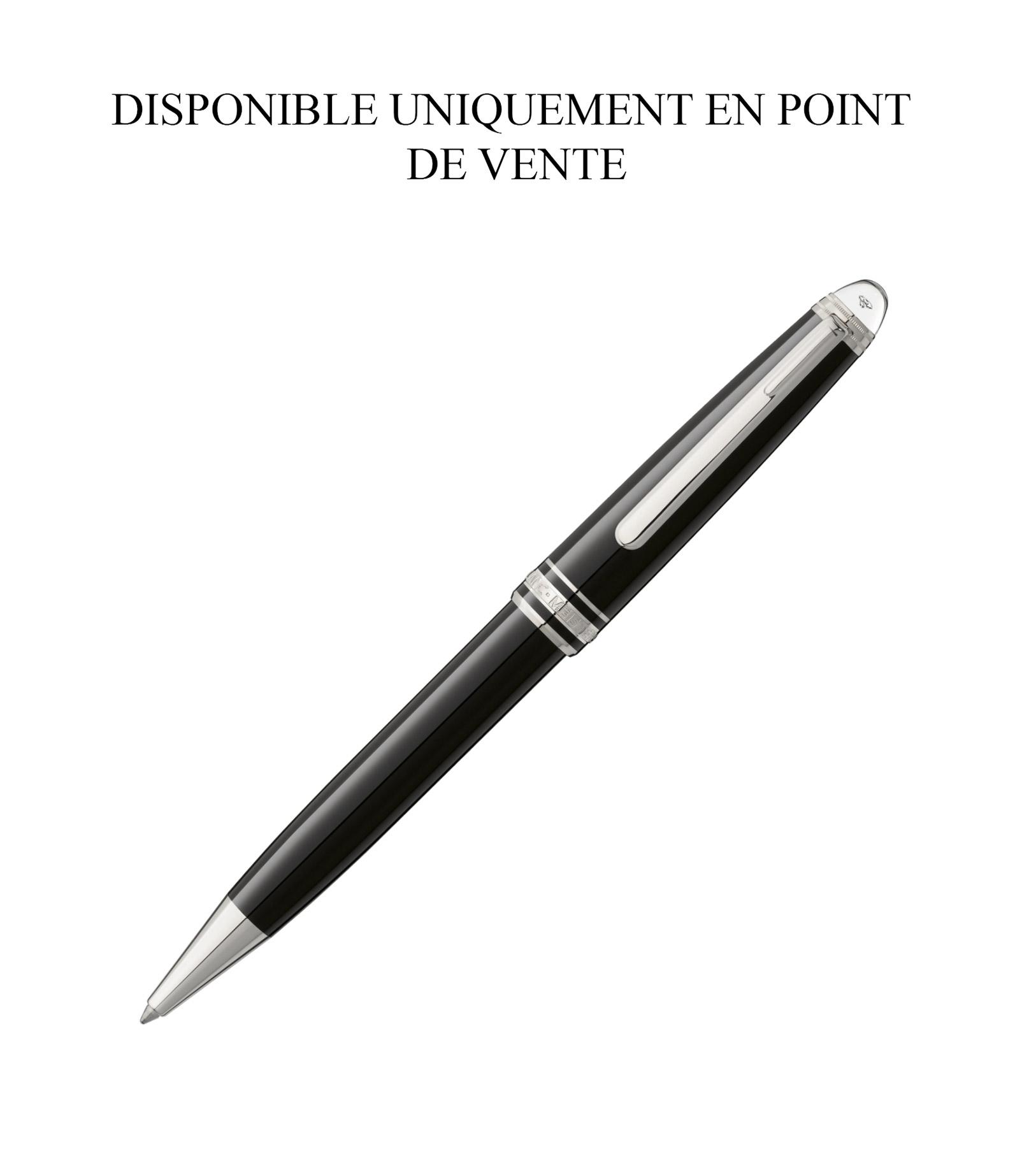 stylo a bille mont blanc pas cher