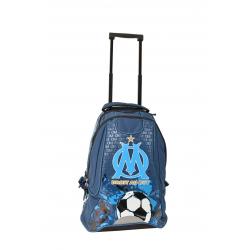 Sac à dos roulettes Olympique de Marseille 163OMA204ROS