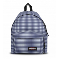 Sac à dos Eastpak Padded Pak'r Gingham blue K620