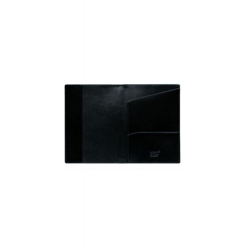 porte passeport montblanc meisterst ck francuir. Black Bedroom Furniture Sets. Home Design Ideas