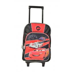 Sac à dos à roulettes Cars Disney