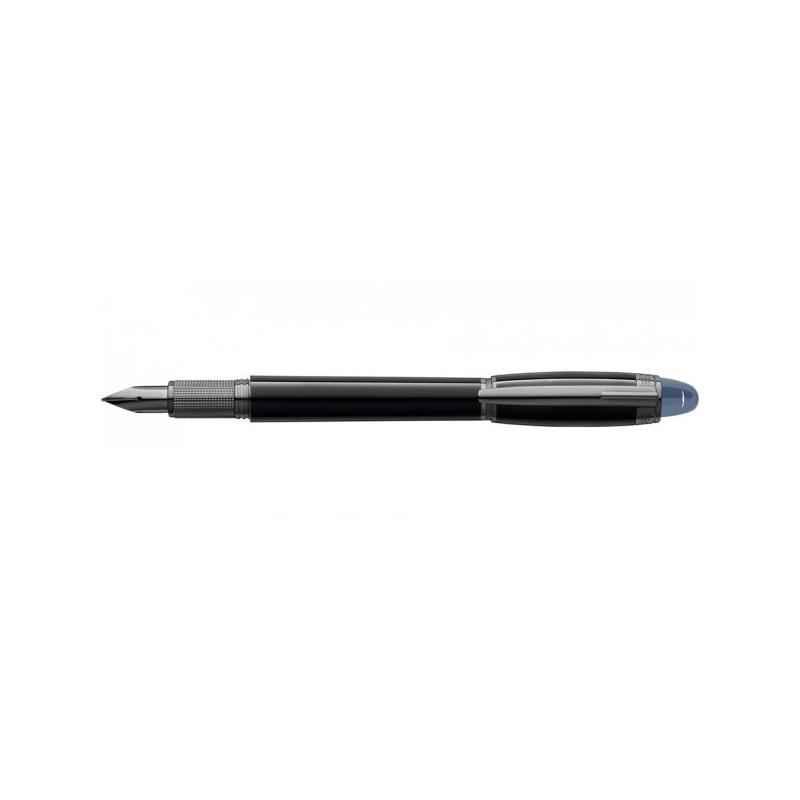 stylo mont blanc starwalker midnight black