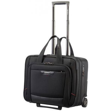 pilot case samsonite 2 roues 17 3 francuir. Black Bedroom Furniture Sets. Home Design Ideas