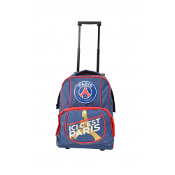 Sac à dos roulettes Paris Saint-Germain 161PSG204ROS