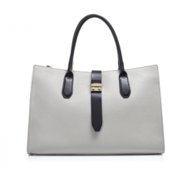 Sac à main Furla Flair blanc