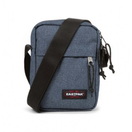 Sacoche Eastpak The One Double denim uyWz9gkuW
