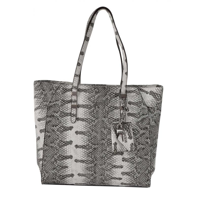 dc5d3cb72c Sac shopping Guess collection Gia imitation python pour femme