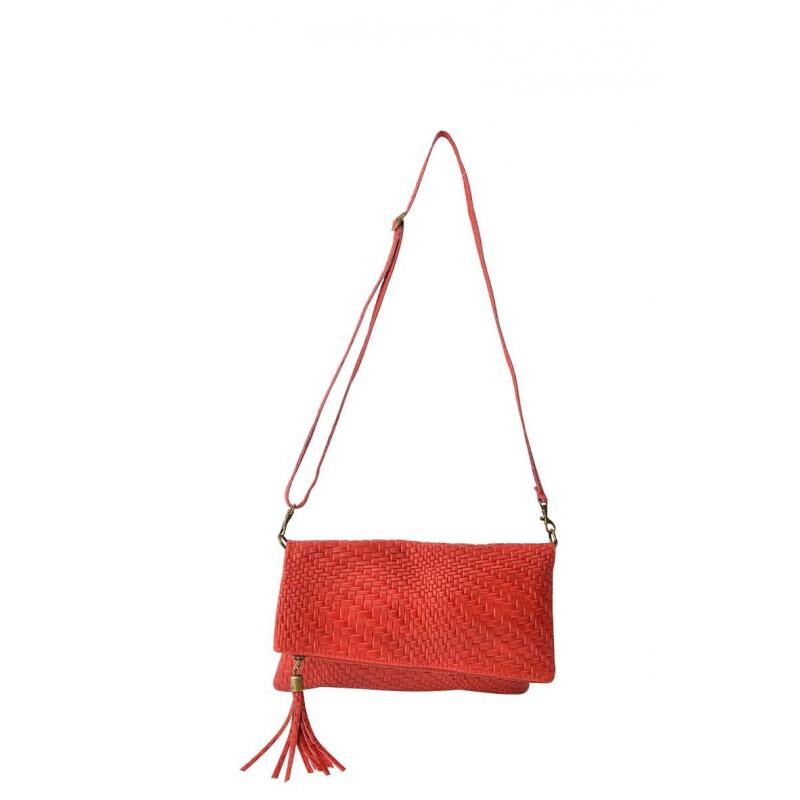 Pochette et sac bandoulière en cuir Grosseto ySavjLh6B