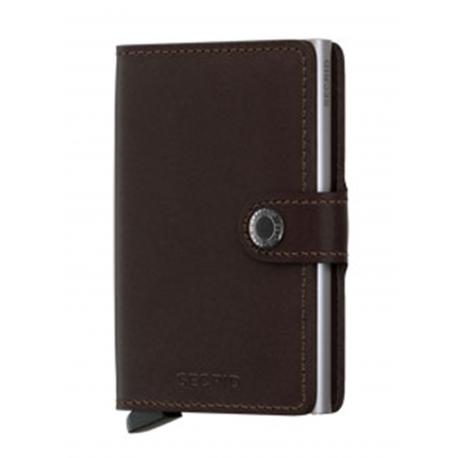 Secrid Porte-cartes Cardprotector 4 - 6 cartes Noir ZbAnW