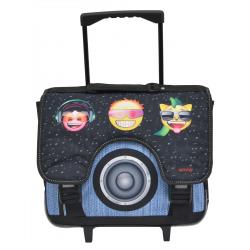Cartable Emoji - EMOAZE