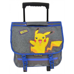 Cartable à roulettes Pokemon - 1608484