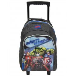 Sac à dos à roulettes The Avengers - 2028582