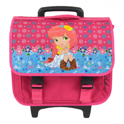 Cartable Lilou Secret - A816018