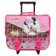 Cartable à roulettes Minnie Mouse - B62186622