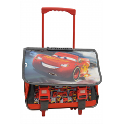 Cartable à roulettes Cars - CA732417