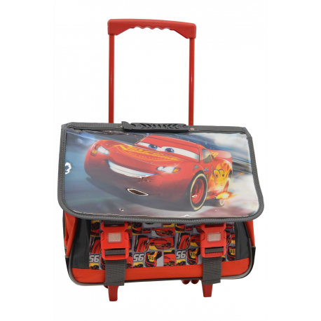 Cartable à roulettes Cars - CA732417