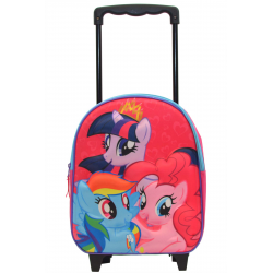 Sac à dos à roulettes My Little Pony - 185-8207