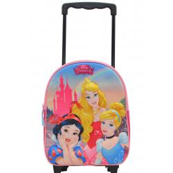 Sac à dos à roulettes Princess Disney - 071-9438