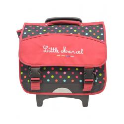 Cartable à roulettes Little Marcel - 8873