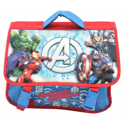 Cartable scolaire The Avengers - B8870