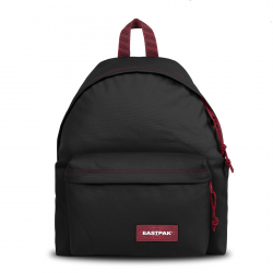 Sac à dos Eastpak Padded Blakout Stripe Red