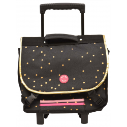 Cartable à roulettes Milky Kiss - 378720