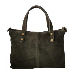 Mini-sac shopping cuir, Puntone