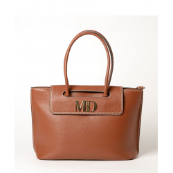 Sac shopping Mac Douglas Nixon MD chataigne