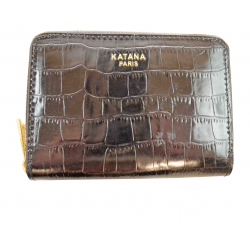 Porte-monnaie Katana en cuir 358052
