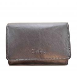 Porte-monnaie Katana 853105 en cuir