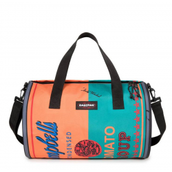 Sac Voyage Eastpak Carrot Placed Editin Limitée Andy Warhol