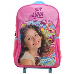 Sac à dos à roulettes Soy Luna - 601015