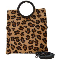 Sac à main femme imprimé léopard - FR-FIR02-leopard