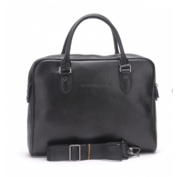 Cartable cuir Arthur & Aston