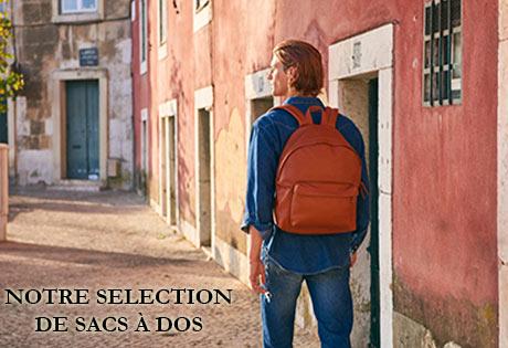 Notre sélection de sacs à dos